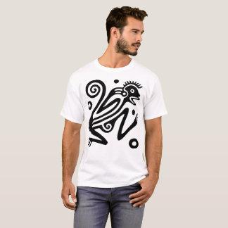 De T-shirt van de Illustratie van de Bedelaars van