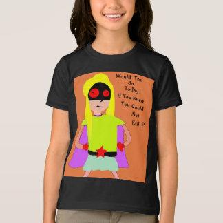 De T-shirt van de Inspiratie van meisjes