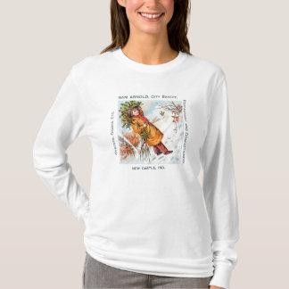 De T-shirt van de Jongen van de bakkerij