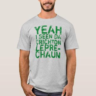 De T-shirt van de Kabouter van Crichton