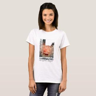 De T-shirt van de Kapel van Rockefeller
