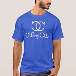 De T-shirt van de Koningsblauwen van het Mannen