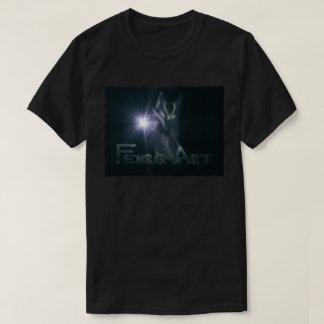 De T-shirt van de Kunst van Fenrir