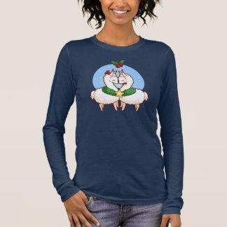 De T-shirt van de Lama's van de Liefde van de