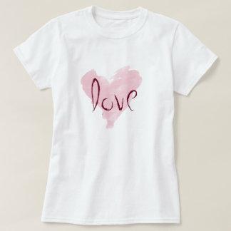 De T-shirt van de liefde