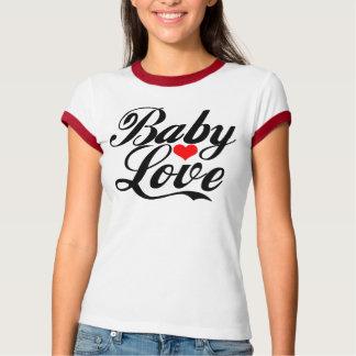 De T-shirt van de Liefde van het baby