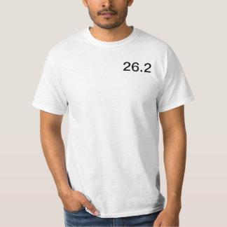 De T-shirt van de marathon