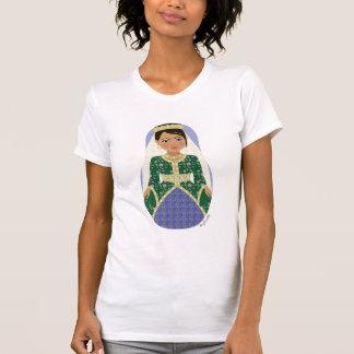 De T-shirt van de Marokkaanse Vrouwen van Matryosh