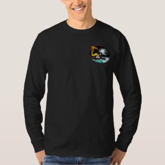 De T-shirt van de Meermin van het Getijde van de