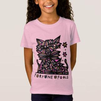 """De T-shirt van de Meisjes """"van de Dwazen van het"""