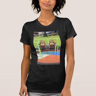 De T-shirt van de Meisjes van de Tiener van de