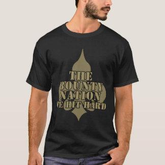 De T-shirt van de Natie van de gulle gift