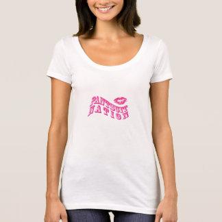 De T-shirt van de Natie van het Kostuum van de