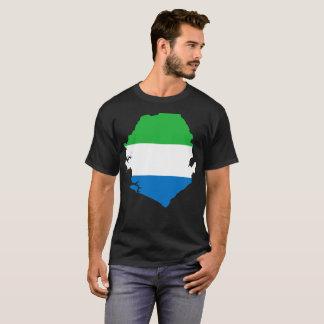 De T-shirt van de Natie van het Sierra Leone