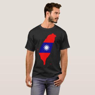 De T-shirt van de Natie van Taiwan