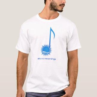 De T-shirt van de Nota van de Opnamen van Abora