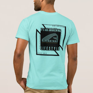 De T-shirt van de ontwerper, merk