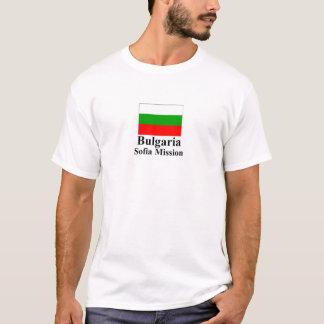 De T-shirt van de Opdracht van Bulgarije Sofia