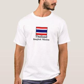 De T-shirt van de Opdracht van Thailand Bangkok