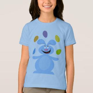 De t-shirt van de paashaas