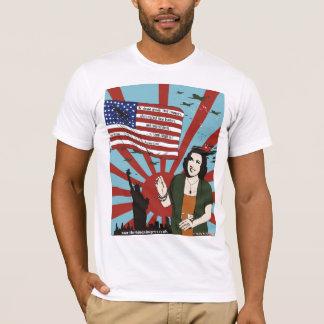 De t-shirt van de Parel van Ethel Merman NYC van