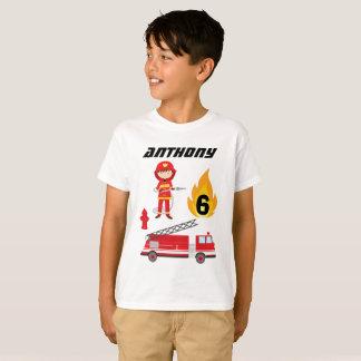 De T-shirt van de Partij van de Verjaardag van de