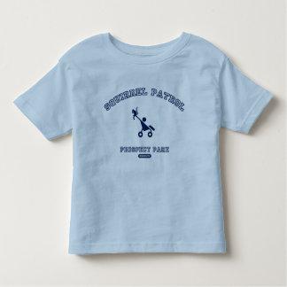 De T-shirt van de Patrouille van de eekhoorn