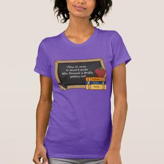 De T-shirt van de Pensionering van het Bord van de