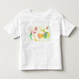 De T-shirt van de Peuter van de Bloem van