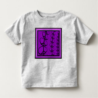 De T-shirt van de Peuter van de vrede Aplenty