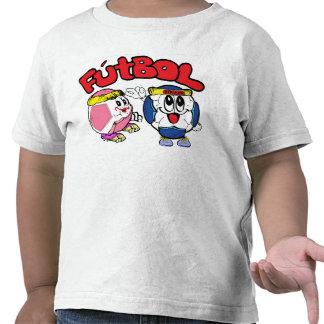 De T-shirt van de Peuter van het voetbal