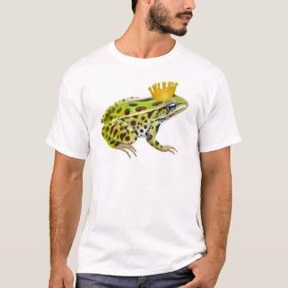De T-shirt van de Prins van de kikker