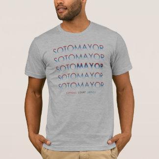 De T-shirt van de Rechtvaardigheid van het