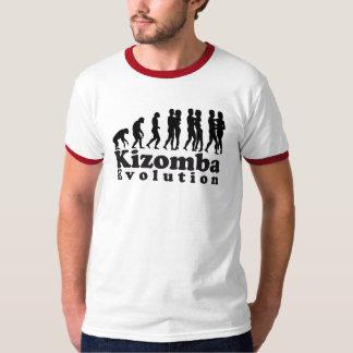 De T-shirt van de Revolutie van Kizomba
