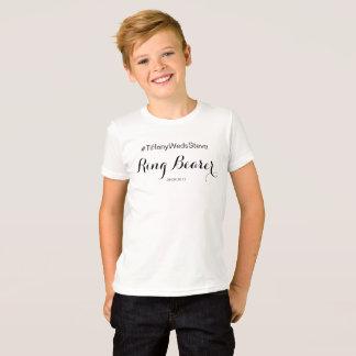 """De T-shirt van de ring """"van de Drager"""" van"""