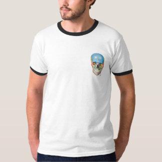 De T-shirt van de Schedel van Netter
