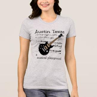De T-shirt van de speelplaats van Austin Texas