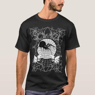 De T-shirt van de spin