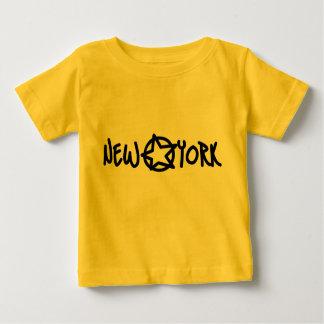 De T-shirt van de Ster van New York