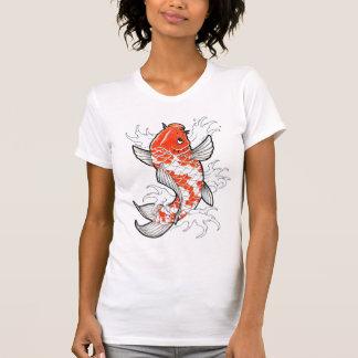 De t-shirt van de terughoudende vrouwen van de t-shirts