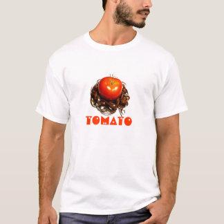 De T-shirt van de tomaat