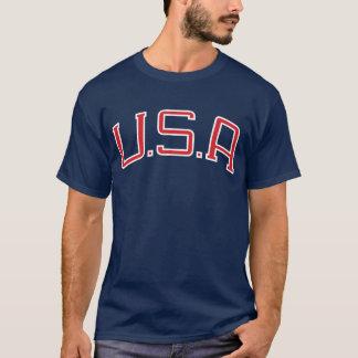 De T-shirt van de V.S.