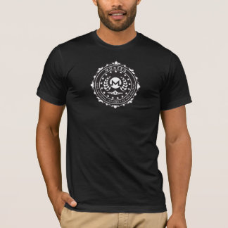 De t-shirt van de Verbinding Monero (Mannen)