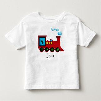 de T-shirt van de Verjaardag van ChooChoo van de