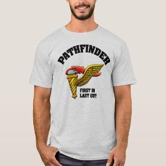 De T-shirt van de verkenner