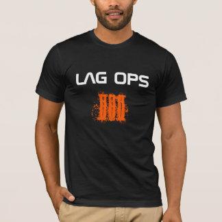 De T-shirt van de VERTRAGING OPS III