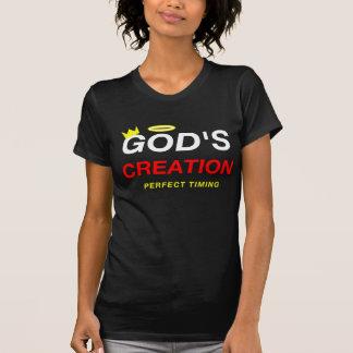 De T-shirt van de Verwezenlijking van de God van