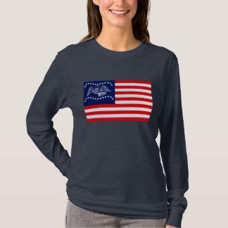 De T-shirt van de Vlag van Fremont