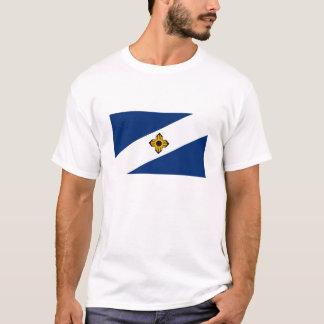 De T-shirt van de Vlag van Madison