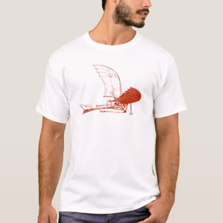 De t-shirt van de Vlieger van het Vliegtuig van